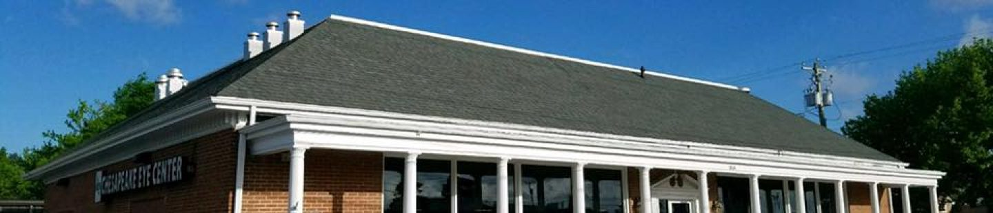 side angle of completed tamko shingle roof on a commercial building