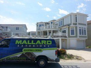 Siding Bethany Beach Delaware Mallard Exteriors